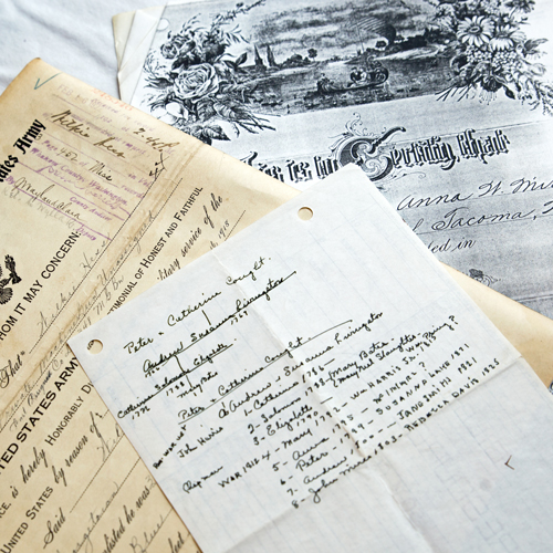 Finding elusive family history records on FamilySearch.