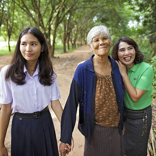 Youth Connecting with Generations • FamilySearch
