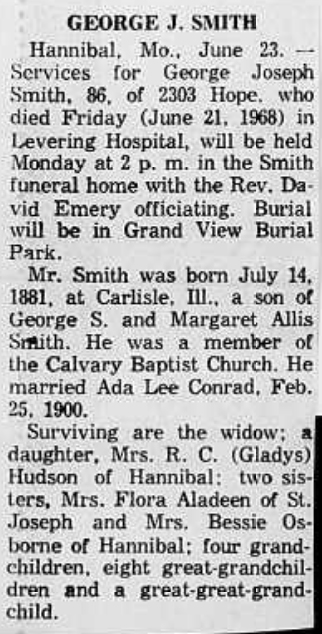 How obituaries are one of the most useful genealogical records in family history work.
