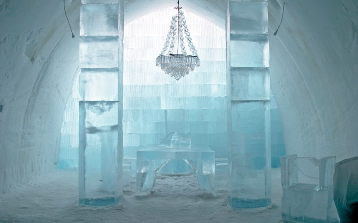 Ice Hotel - Things to do in Sweden
