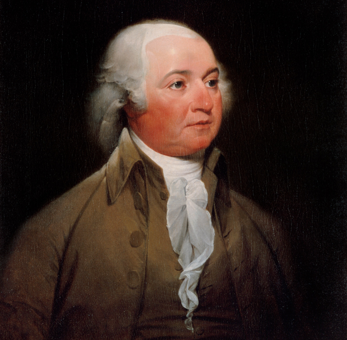 John Adams, mayflower descendant
