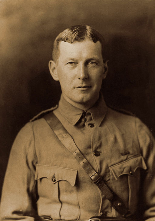 Major John McCrae wrote the famous flanders field poem, giving poppy meaning on 11 November every year.