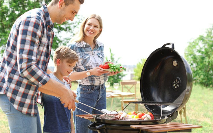 Picnics and barbecues are popular ways to celebrate Labor Day