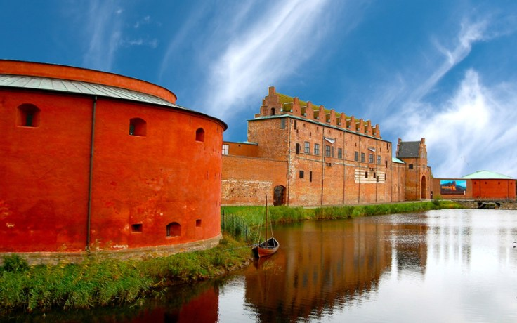 Malmö Castle- Things to do in Sweden