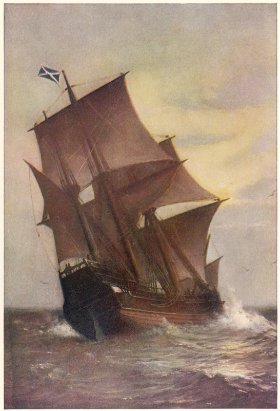 when did the mayflower land? It depends on the calendar you use. The mayflower traveled in rough waters.