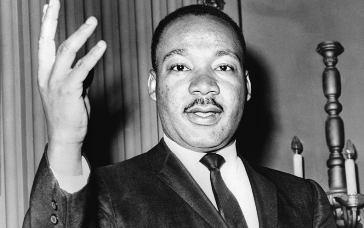 Martin Luther King Jr as a pastor