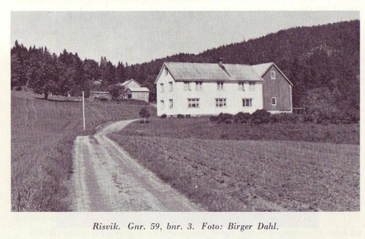a farm in norway.
