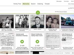 Millennials Share Their Favorite FamilySearch Tools for Preserving Family Memories