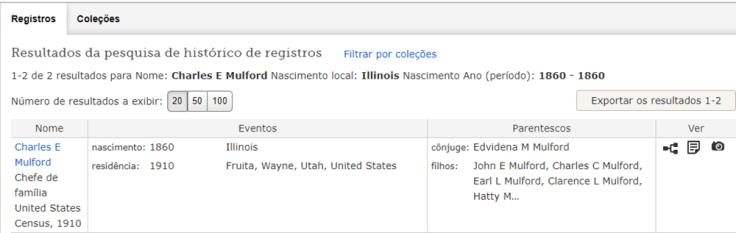 Como Visualizar Registros Históricos no FamilySearch