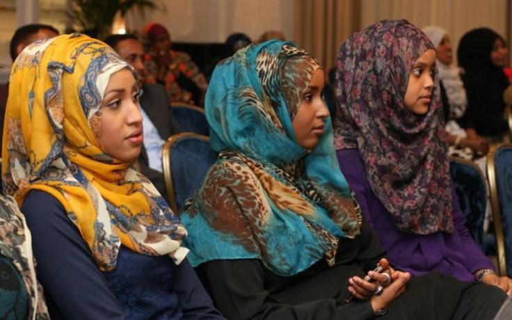 english muslim women.