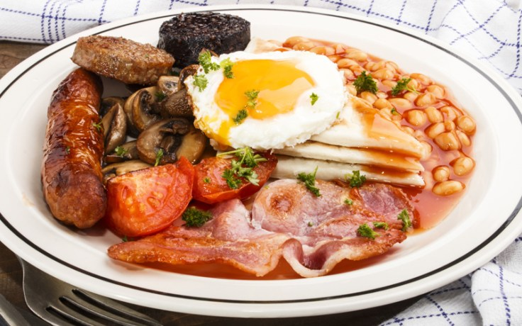ulster fry, a northern Ireland food