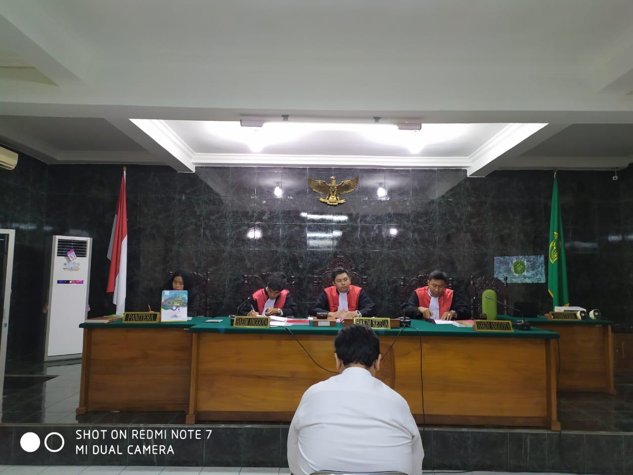 praktek peradilan semu 2019