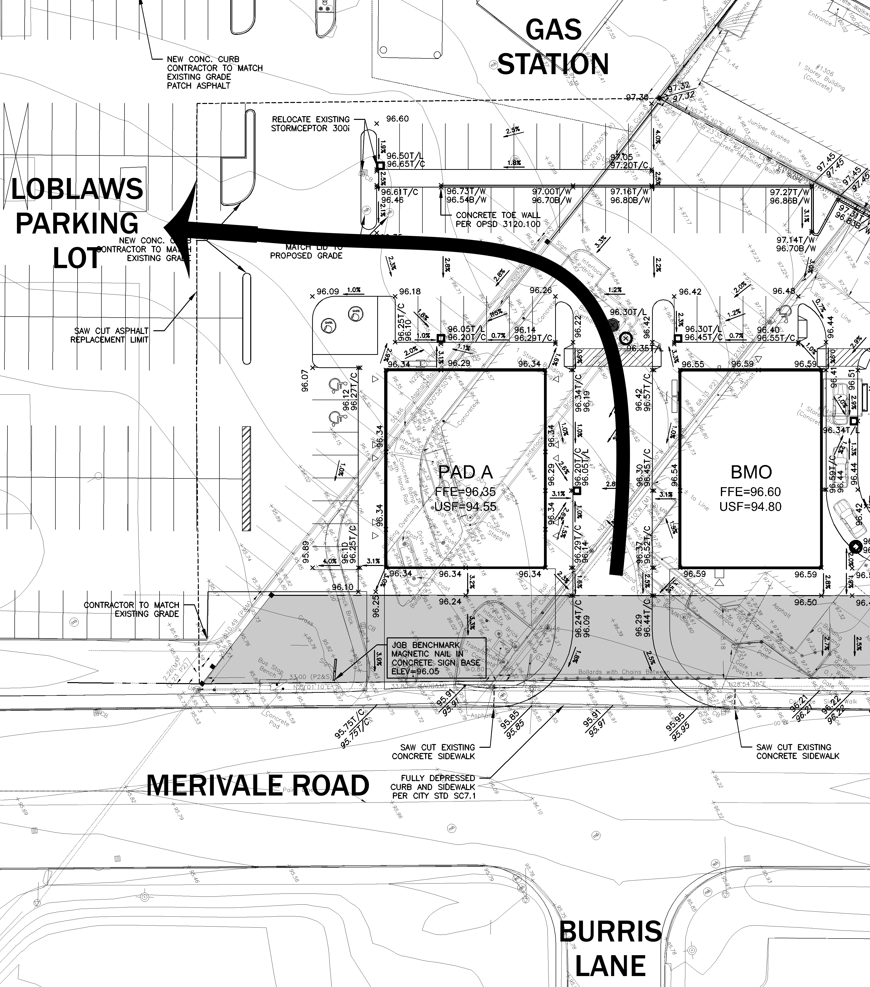 Loblaws Plaza land owner wants to redevelop Bank of