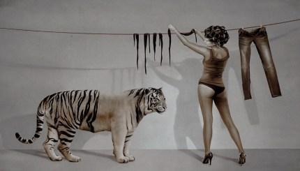 schwere zeiten für tiger