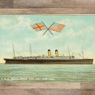 Steamship Travel