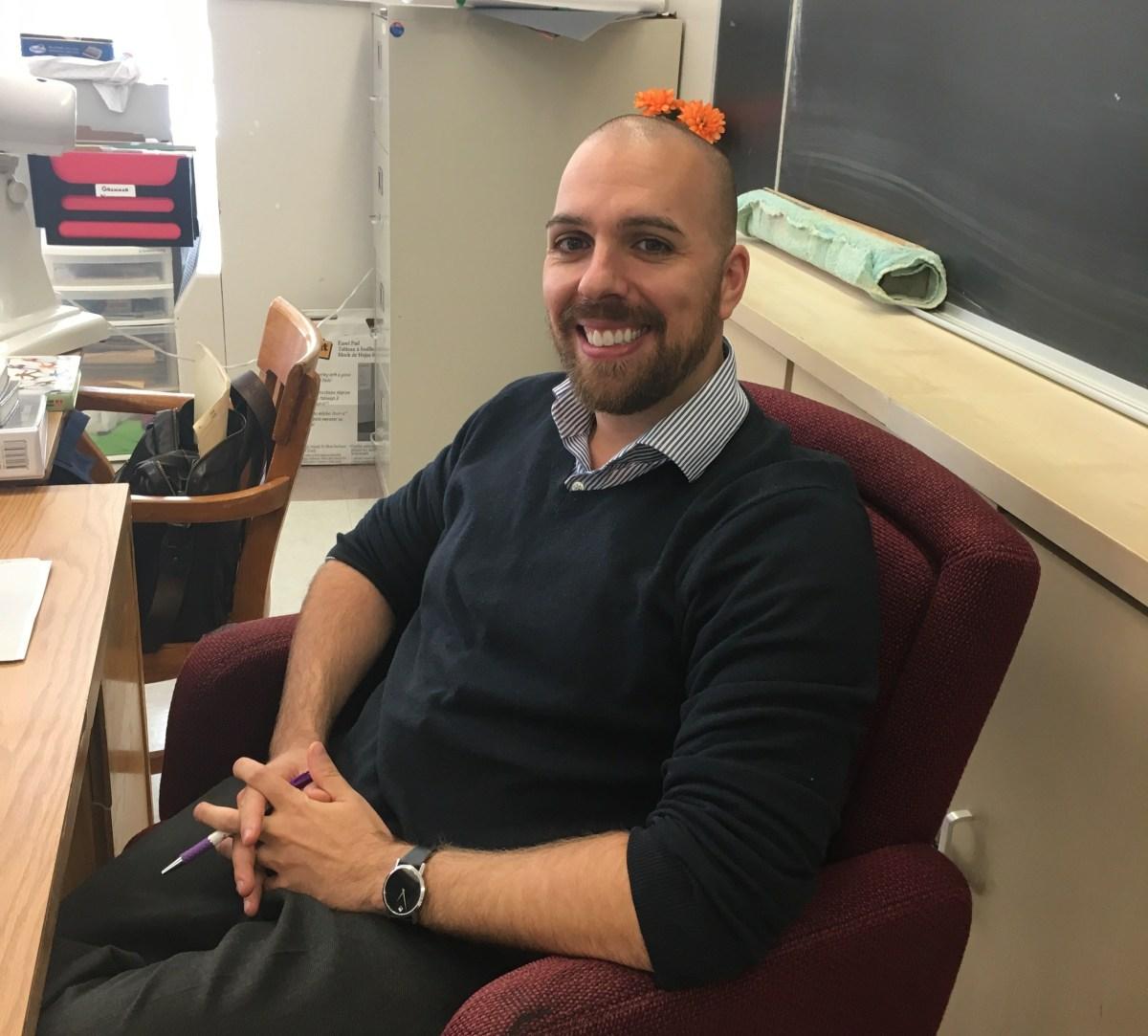 Humans of FHCI - Mr Ferroni