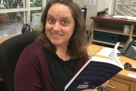 Ms​ Haines – Teachers of FHCI: Before We Knew Them