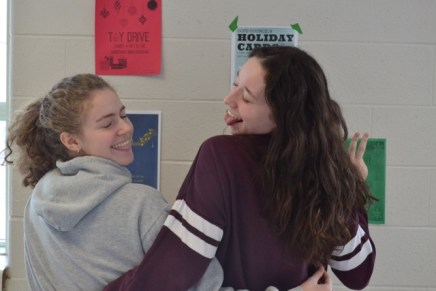 Humans of FHCI: Anna and Mady