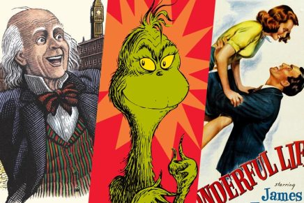 Are You A Grinch Or A Scrooge?