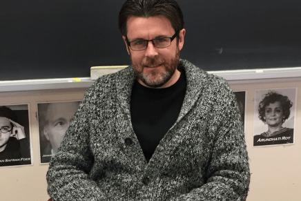 Teachers of FHCI: Mr. Berger