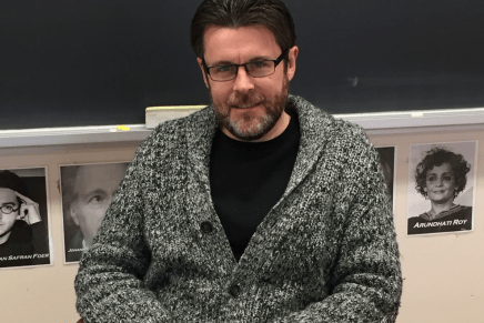 Teachers of FHCI: Mr. Berger