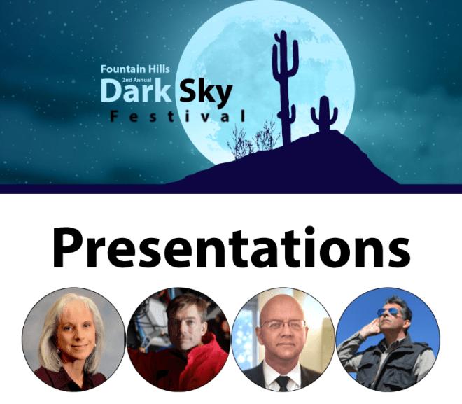 Dark Sky Festival Presentation Lineup