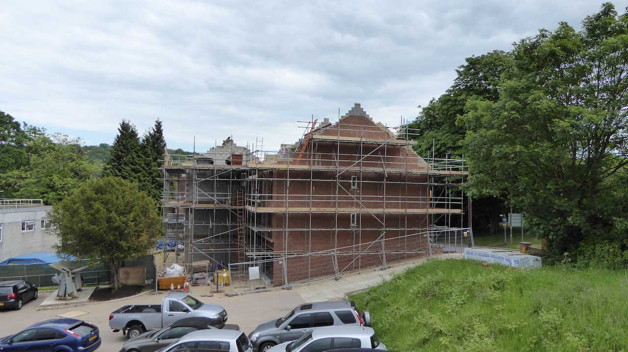 Fredericks Hearl & Gray - Hooley Lane, RedHill development