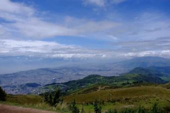 Aussicht vom Cruz Loma