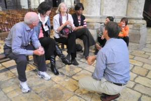 Leading a Spiritual Retreat in France