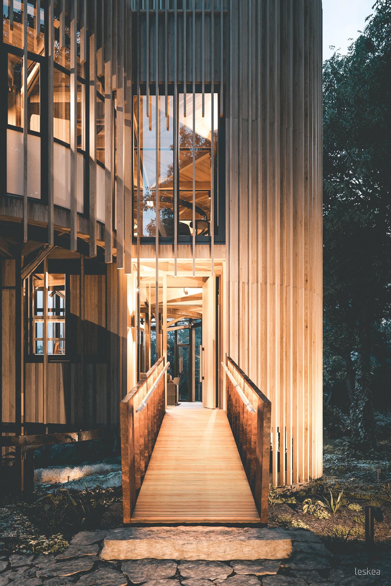 Kom volledig tot rust in deze boomhut in Kaapstad  FHM