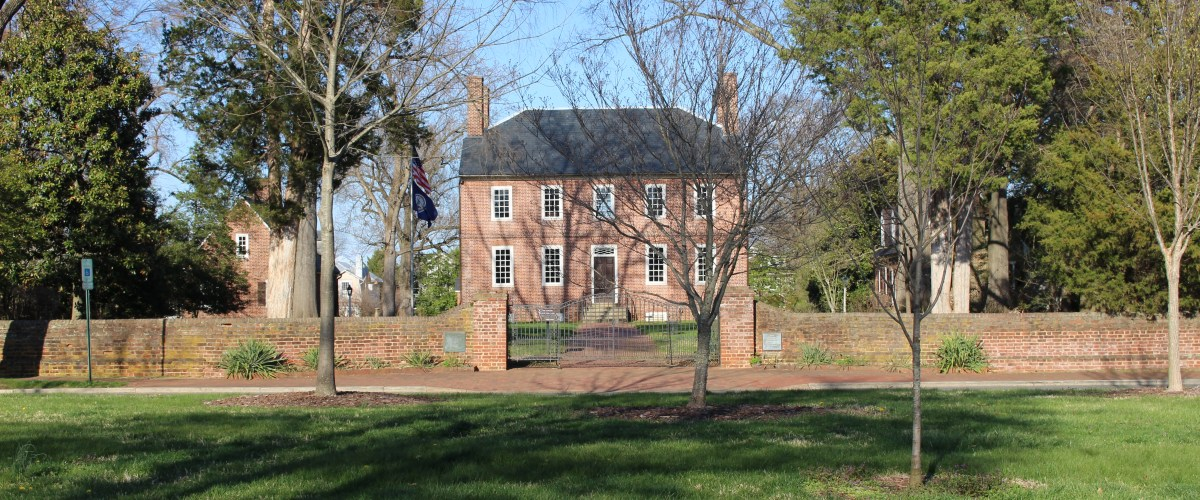 pictured is the Kenmore Plantation (front)