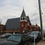 Pictured here is Fredericksburg United Methodist Church