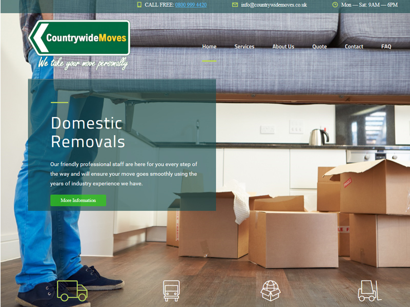 Countrywide Moves by FHML