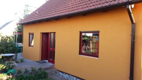Fertighausmodernisierung - Projekt Usedom