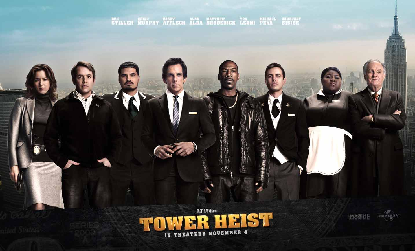 Image result for Tower Heist
