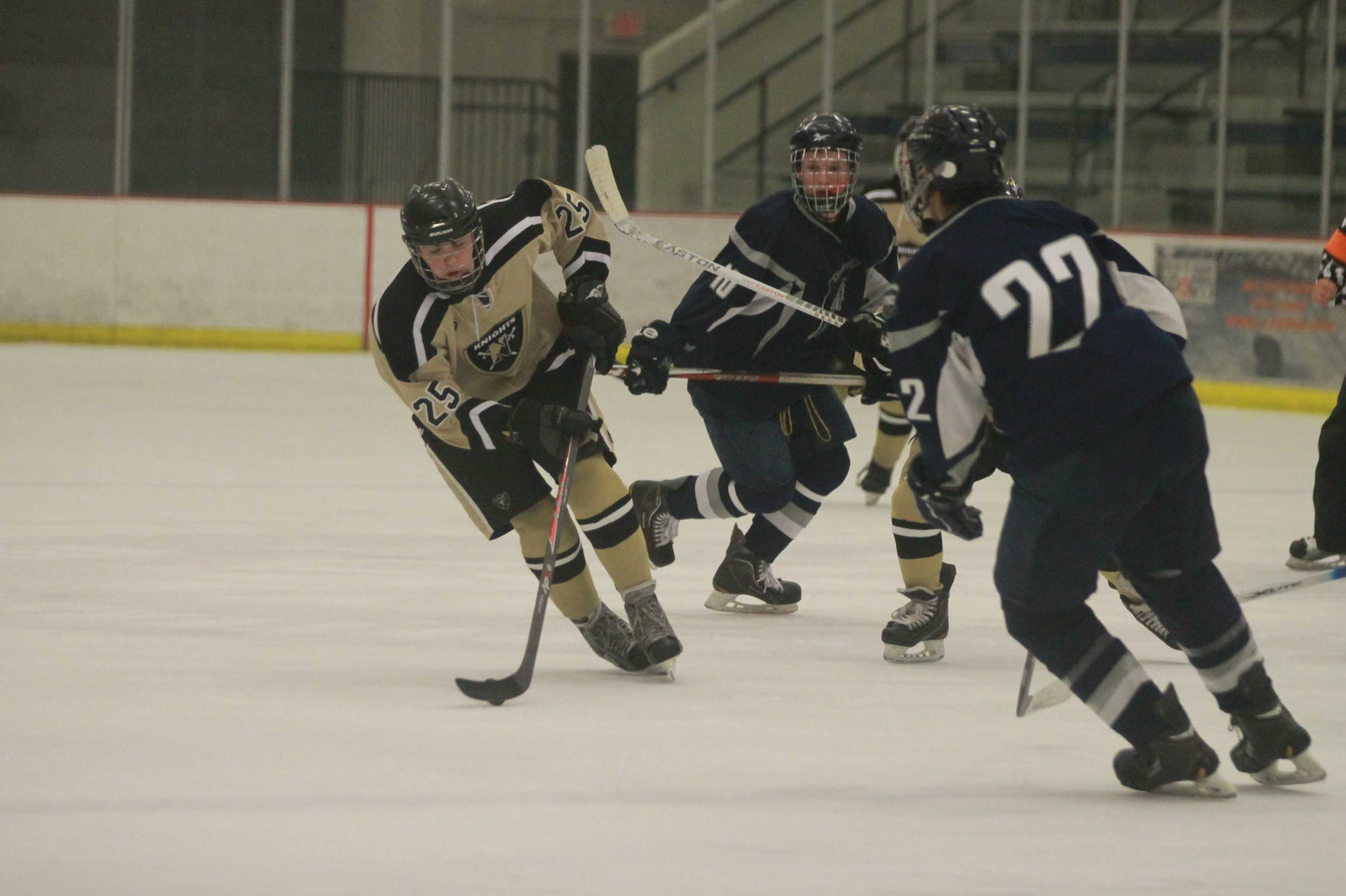 Duchesne High School Ice Hockey Varsity Hockey Starts First Round Of Playoffs Fhntoday