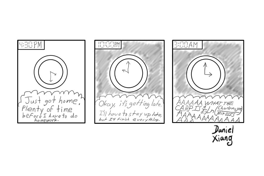 Procrastination [Comic]