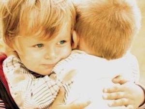 موضوع تعبير قابل الطفل الصغير مسكينا
