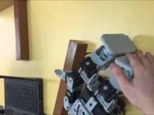 معلومات عن الروبوت التعليمي البايولويد