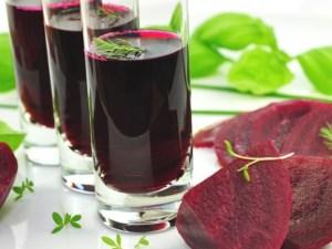 كيفية عمل عصير الشمندر والرمان