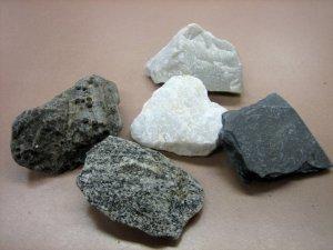 بحث عن الصخور النارية