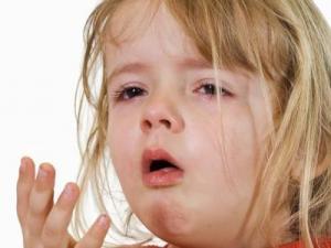 علاج الكحة والبلغم عند الاطفال
