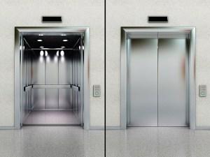 معلومات عن المصعد