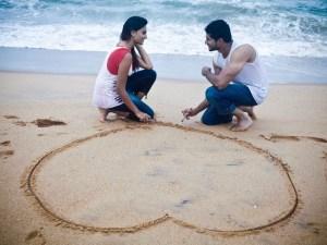 كلام عن البحر والحب