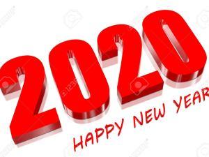 بوستات فيس بوك عيد راس السنة الميلادية للعام الجديد 2020