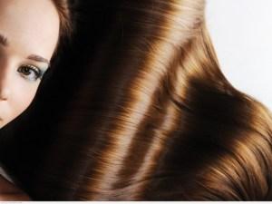 طريقة لتطويل الشعر بسرعه