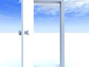 تفسير حلم باب البيت مفتوح