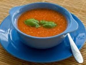 طريقة عمل شوربة الطماطم بالشوفان