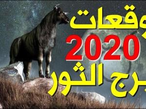 توقعات برج الثور 2020