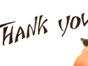 كلمات شكر رائعة للاصدقاء